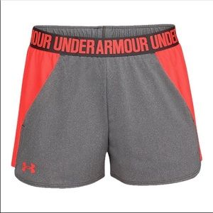 UNDER ARMOUR Running Gym Workout Shorts